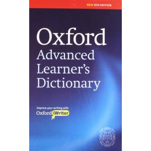 Oxford's Advanced Learner Dictionary [HB] (English to English)