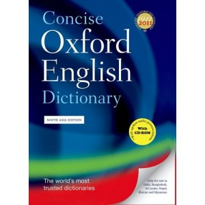 Concise Oxford English Dictionary by Angus Stevenson