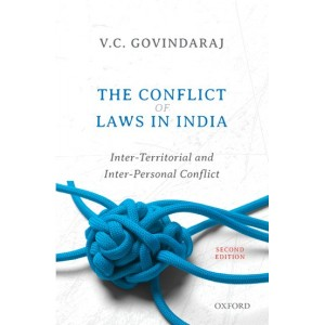 Oxford's The Conflict of Laws in India - Inter-Territorial and Inter-Personal Conflict [HB] by V. C. Govindaraj