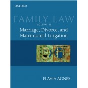 Oxford's Family Law II (Marriage, Divorce, and Matrimonial Litigation) by Flavia Agnes