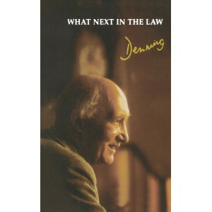 Oxford's What Next in the Law by Lord Denning
