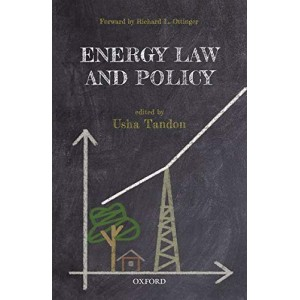 Oxford's Energy Law and Policy by Usha Tandon