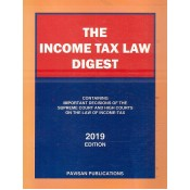Pavison Publications The Income Tax Law Digest 2019