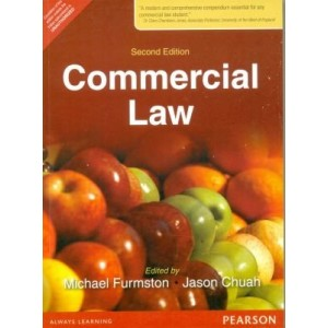 Pearson's Commercial Law by Michael Furmston & Jason Chuah