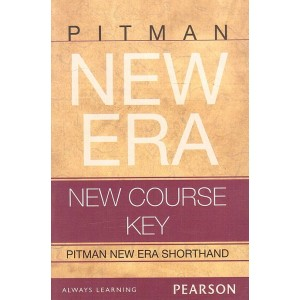 Isaac Pitman's New Course Key by Pearson Publication | Pitman New Era Shorthand