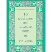 Zia Modi's 10 Judgements that Changed India by Penguin Random House India