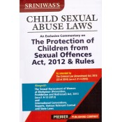 Sriniwas's Child Sexual Abuse Laws [HB] by Premier Publishing Company | POCSO