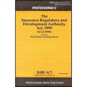 Professional's Insurance Regulatory and Development Authority Act, 1999 | IRDA