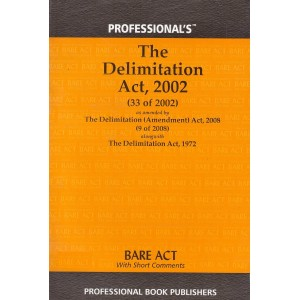 Professional's Delimitation Act, 2002 Bare Act