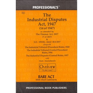 Professional's Industrial Disputes Act,1947 [Bare Act]