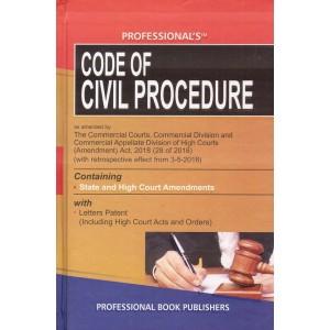 Professional's Code of Civil Procedure (CPC) [HB]