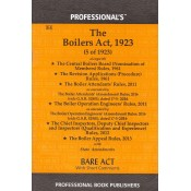 Professional's The Boilers Act, 1923 Bare Act