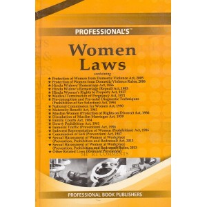 Professional's Women Laws Bare Act [HB]