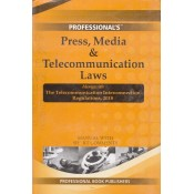 Professional's Press, Media & Telecommunication Laws Manual [HB]