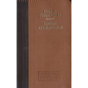 Professional's Indian Penal Code [IPC] alongwith Indian Evidence Act [Palmtop Edition- Leather Bound]