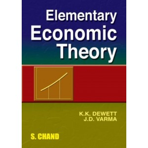 S. Chand Publication's Elementary Economic Theory by K.K. Dewett & J.D Verma