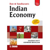 S. Chand's Indian Economy by Gaurav Datt, Ashwani Mahajan