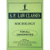 Pathan's Sociology Notes for BSL & LL.B by S. P. Law Classes