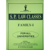 Prof. A. U. Pathan Sir's Family Law - I Notes for BSL & LL.B Students by S. P. Law Classes