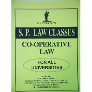 Pathan's Co-operative Law Notes for BSL & LL.B