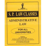 Prof. A. U. Pathan Sir's Administrative Law Notes for BSL | LL.B by S. P. Classes
