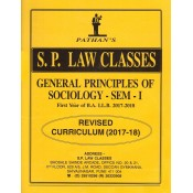 Pathan's General Principles of Sociology Notes for BA. LL.B SEM - I [New Syllabus] by Prof. A. U. Pathan | S. P. Law Classes