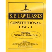 Pathan's Constitutional Law - I Notes for BA. LL.B / LL.B [New Syllabus] by Prof. A. U. Pathan | S. P. Law Classes