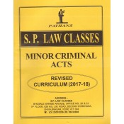 Pathan's Minor Criminal Acts for BA. LL.B [New Syllabus] by Prof. A. U. Pathan | S. P. Law Classes