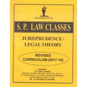 S. P. Law Class's Notes on Jurisprudence / Legal Theory for BA. LL.B / LL.B Law Students by Prof. A. U. Pathan Sir