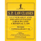S. P. Law Classes Vulnerable & Disadvantaged Groups & Criminal Law for BA.LL.B & LL.B [New Syllabus] by Prof. A. U. Pathan