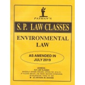 Pathan's Environmental Law Notes for BA. LL.B & LL.B [July 2019 New Syllabus] by Prof. A. U. Pathan | S. P. Law Class