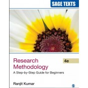 SAGE Publication's Research Methodology: A Step-by-Step Guide for Beginners by Ranjit Kumar