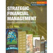SPD's Strategic Financial Management (SFM) for CA Final May 2019 Exam [Old Syllabus] by A. N. Sridhar