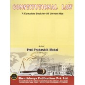 Shrutishreya Publication's Constitutional Law for BA.LL.B & LL.B By Prof. Prakash K. Mokal