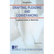 Singhal's Drafting, Pleading and Conveyancing [DPC] for LL.B by Krishan Keshav | Dukki Law Notes