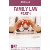 Singhal's Family Law Part I for 3 and 5 Year LL.B by Mayank Madhaw | Dukki Law Notes