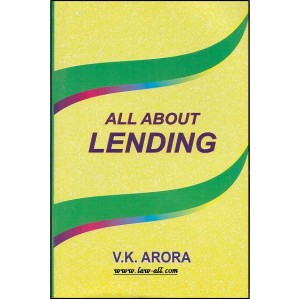 Skylark Publication's Handbook on All About Lending by V. K. Arora