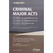 Sarkar's Criminal Major Acts [HB-Pocket] by Skyline Publications