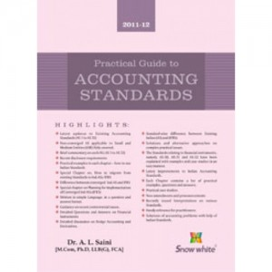 Snow White's Practical Guide to Accounting Standards