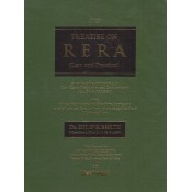 Snow White's Treatise on RERA Law & Practice [HB] by Dr. Dilip K. Sheth | Real Estate