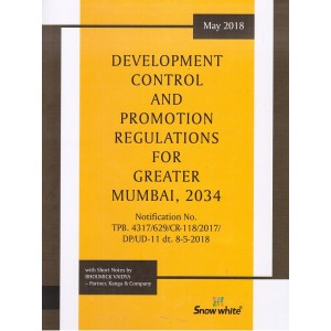 Snow White's Development Control & Promotion Regulations for Greater Mumbai, 2034