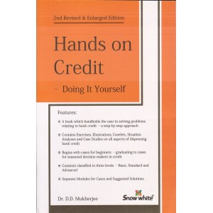 Snow White Publication's Hands On Credit - Doing it Yourself by Dr. D. D. Mukherjee