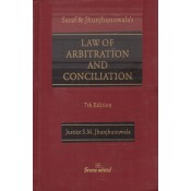 Snow White Publication's Law of Arbitration and Conciliation [HB] by Saraf & Justice S. M. Jhunjhunuwala