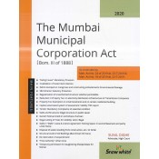 Snow White's The Mumbai Municipal Corporations Act, 1949 (MMC Act - HB) by Adv. Sunil Dighe