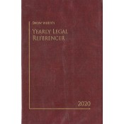 Snow White's Yearly Legal Referencer Cum Advocate's Diary 2020 (Compact Size)
