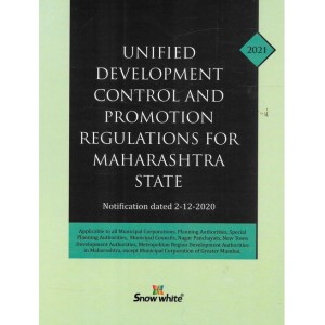 Snow White's Unified Development Control and Promotion Regulation for Maharashtra State (UDCPR 2020)