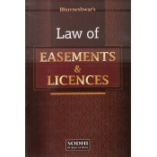 Sodhi Publication's Law of Easements & Licences [HB] by Bhuvneshwar