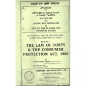 Sujatha's Notes: Torts & Consumer Protection Act,1986 for B.S.L & L.L.B by Gade Veera Reddy