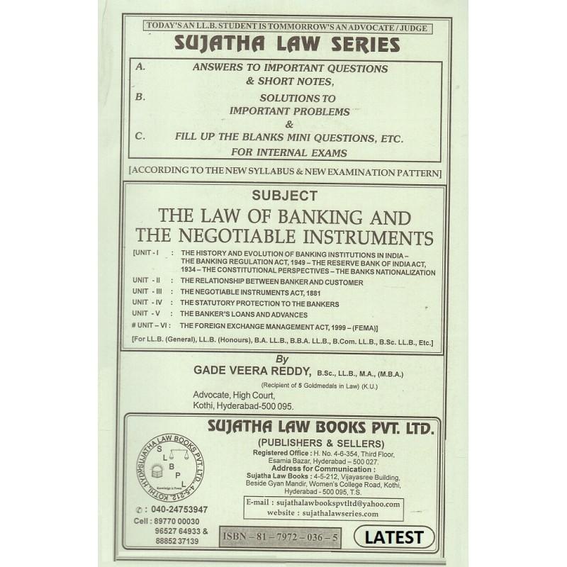 Llb Banking Law