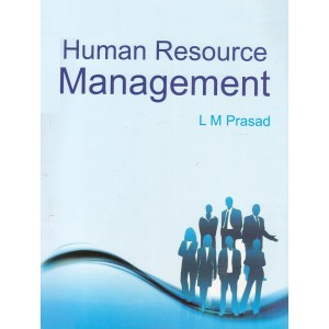 Sultan Chand & Sons Human Resource Management [HRM] by L. M. Prasad